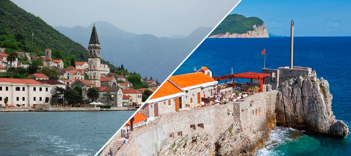 Transfer from Tivat to Petrovac: all the ways to get there