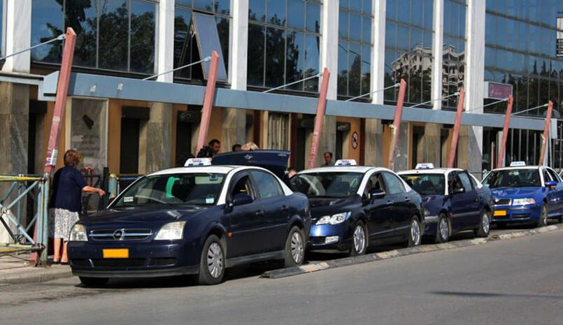 Такси из Салоники в Халкидики