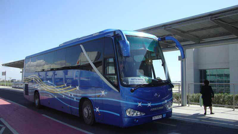 Bus from Larnaca Airport to Limassol