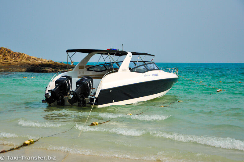 Boat to Samet - how to get from Pattaya