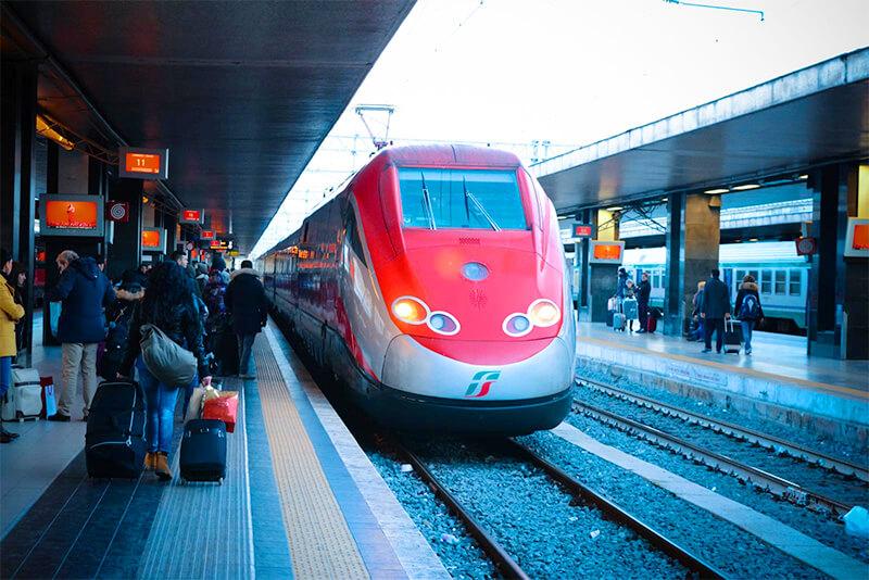 Железнодорожная станция Termini