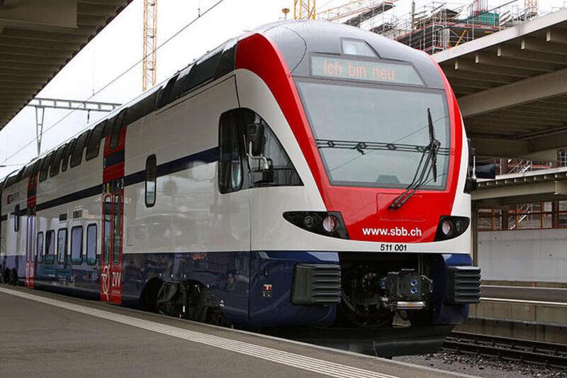 Как добраться из Женевы до Лозанны на поезде